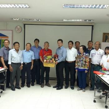 การประชุมคณะกรรมการบริหารสมาคมสัตวบาลฯ ครั้งที่ 2/2562